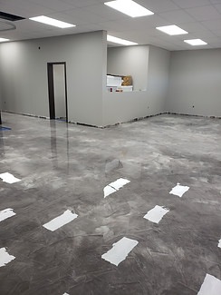 Time to do something with your garage floor? We have several epoxy options.