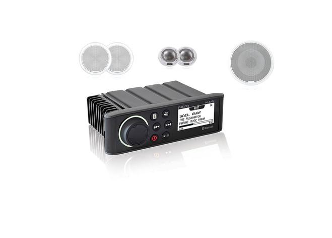 Premium audio system in 2 versions