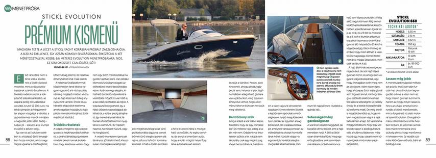 Sailing magazine 2020