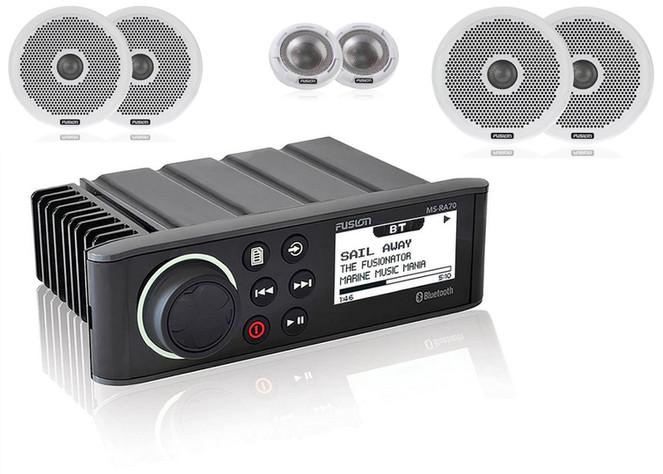 Premium audio system in 2 types