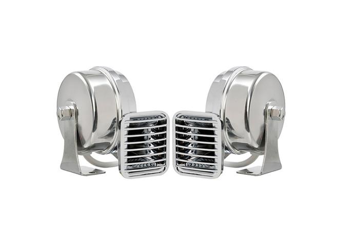 Double air horn