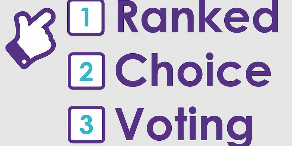 Ranked Choice Voting Party