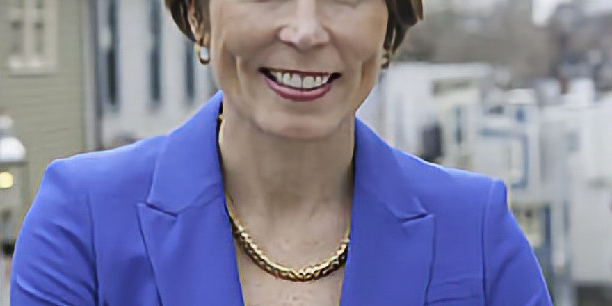 Wellesley Reception with Maura Healey