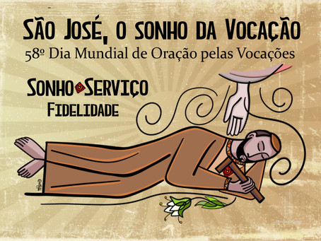 Mensagem do Papa: São José: o sonho de uma vocação