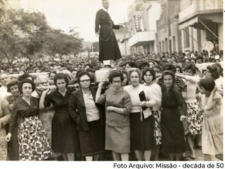 Setenta anos de muitas e santas vocações Redentoristas