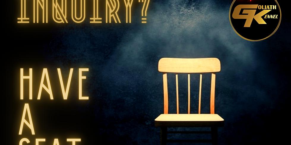 PUPPY INQUIRY - Online Interview Form