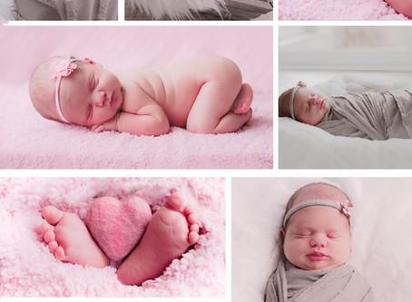 Leah Newborn