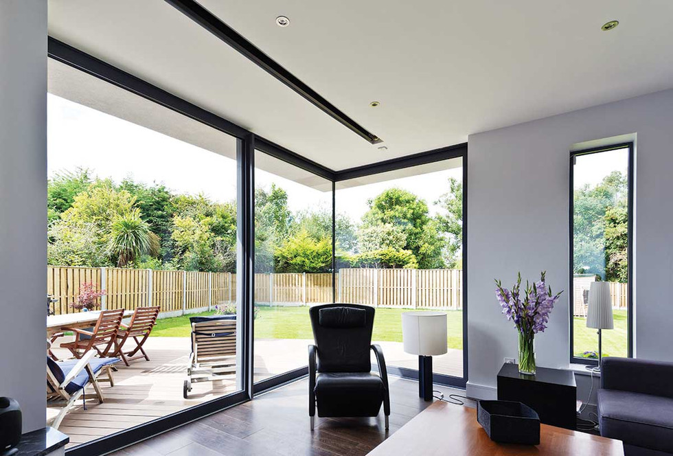 Modern Transformation of Home