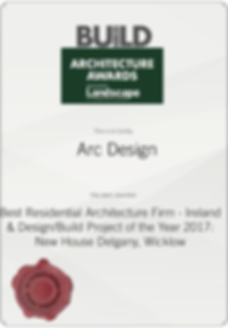 AR170073-2017 Architecture Awards Certif