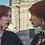 Thumbnail: Orecchini Borgogna di Mucha