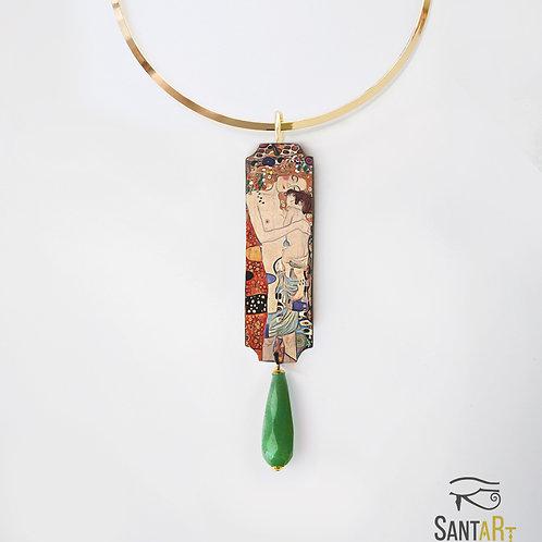 Collier Maternità di Klimt