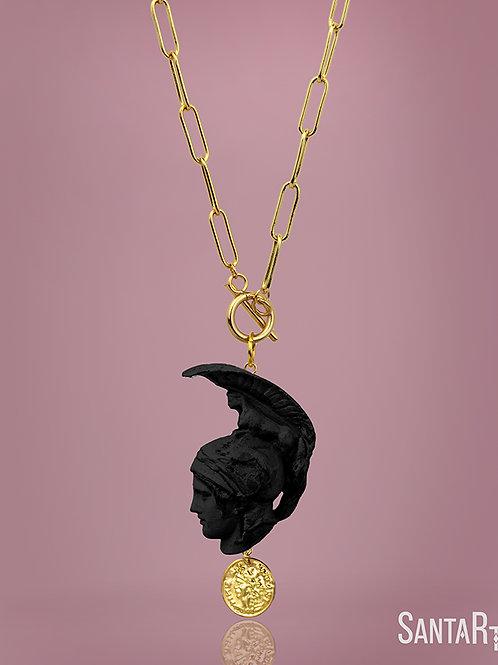 Collana Ares nera