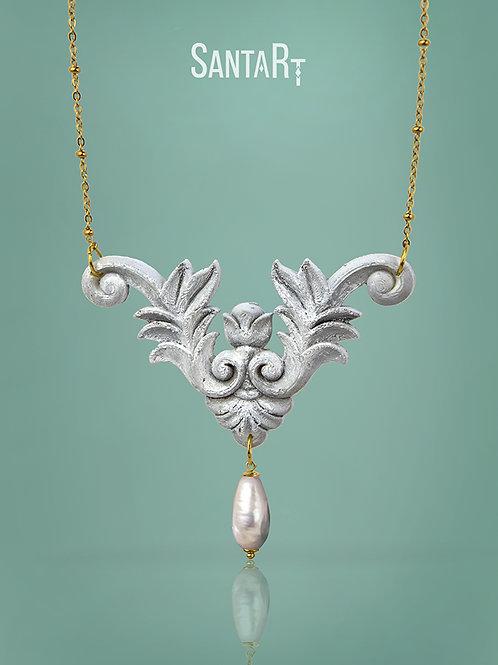 Collana Barocco Pietra