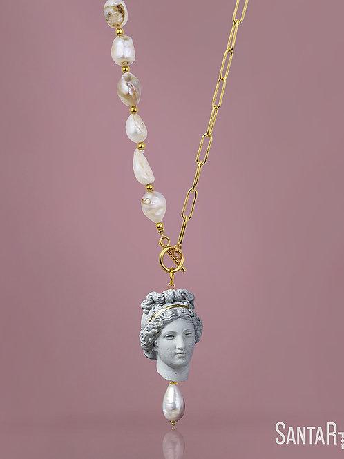 Collana Venere perle