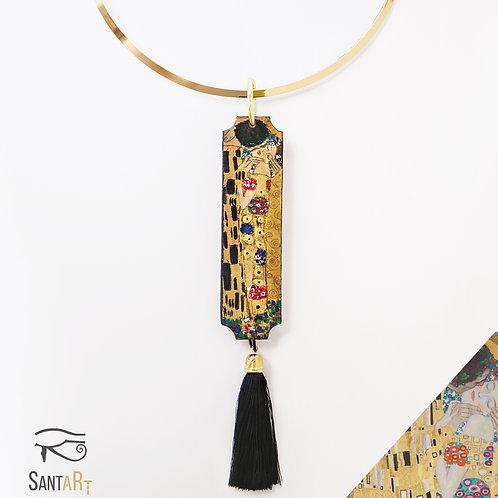 Collier Il bacio di Klimt