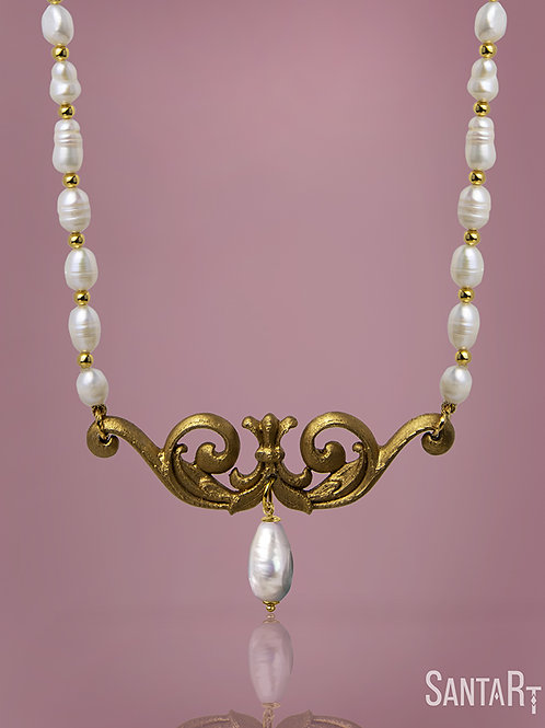 Collana Barocco oro