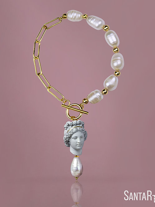 Bracciale Venere perle