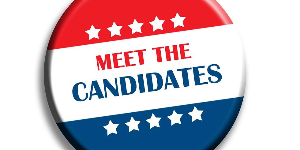 Meet Local Candidates Shannon Adcock, Rajesh Narayan, and Nathan Wilson
