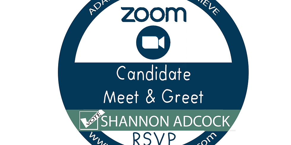 Zoom Meet and Greet