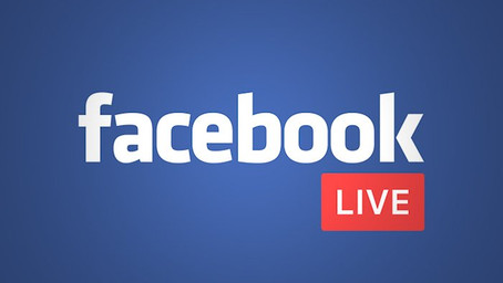 Tuesday: Facebook Live with Paul Schimpf