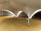 marquee hire norfolk capri stretch tent