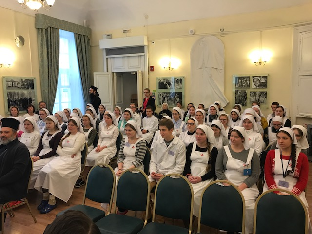 Sister of Mercy School Moscow