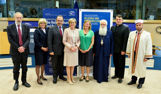 Churches' contribution to implementing the EPSR, under review @the EP in Brussels