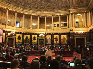 Colloquium on the role of religion within society, at the Belgian Senate