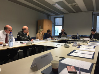 Presentation on the Commission's Approach to Artificial Intelligence