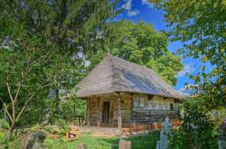 Wooden Romanian Church Among the Winners of the European Heritage Awards