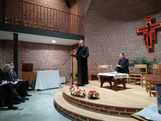 Ecumenical Conference at the Chapel for Europe: Looking for the Soul of Europe