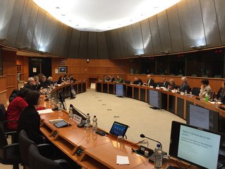 Conference in the European Parliament on the Ethics of Reproductive Medicine