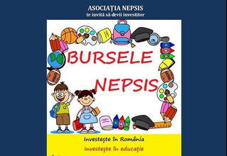 Nepsis Belgium project: Invest in Romania! Invest in education!