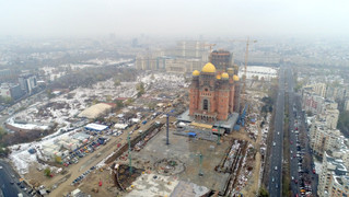 National Cathedral in Bucharest to be consecrated on 25 November