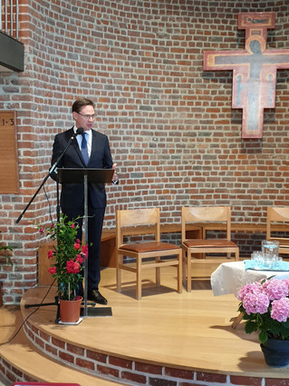 """Commission Vice-President Katainen: """"We need more Christian values in Europe!"""""""