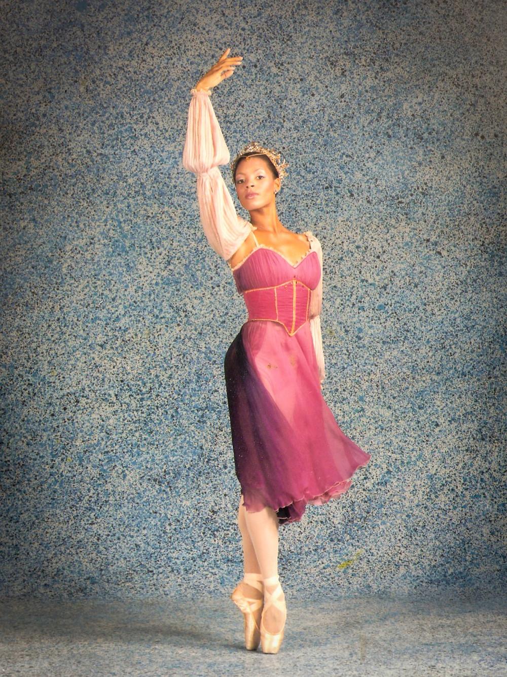 Ballet name, choreographer, etc...