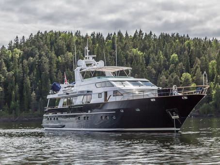 Månedens båt - M/Y IN EXCESS