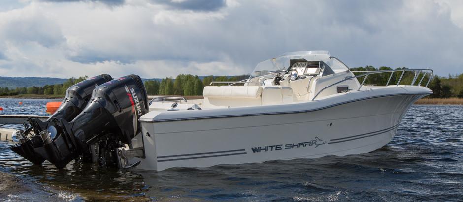 Månedens båt - White Shark 298