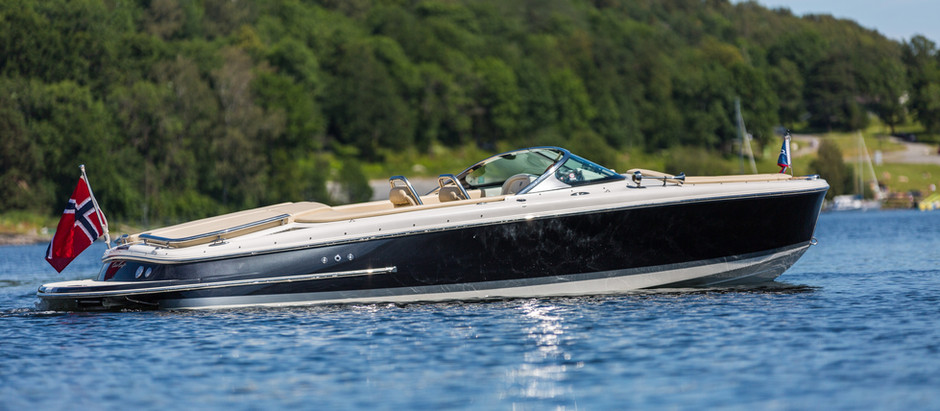 Chris-Craft Carina 21 for salg