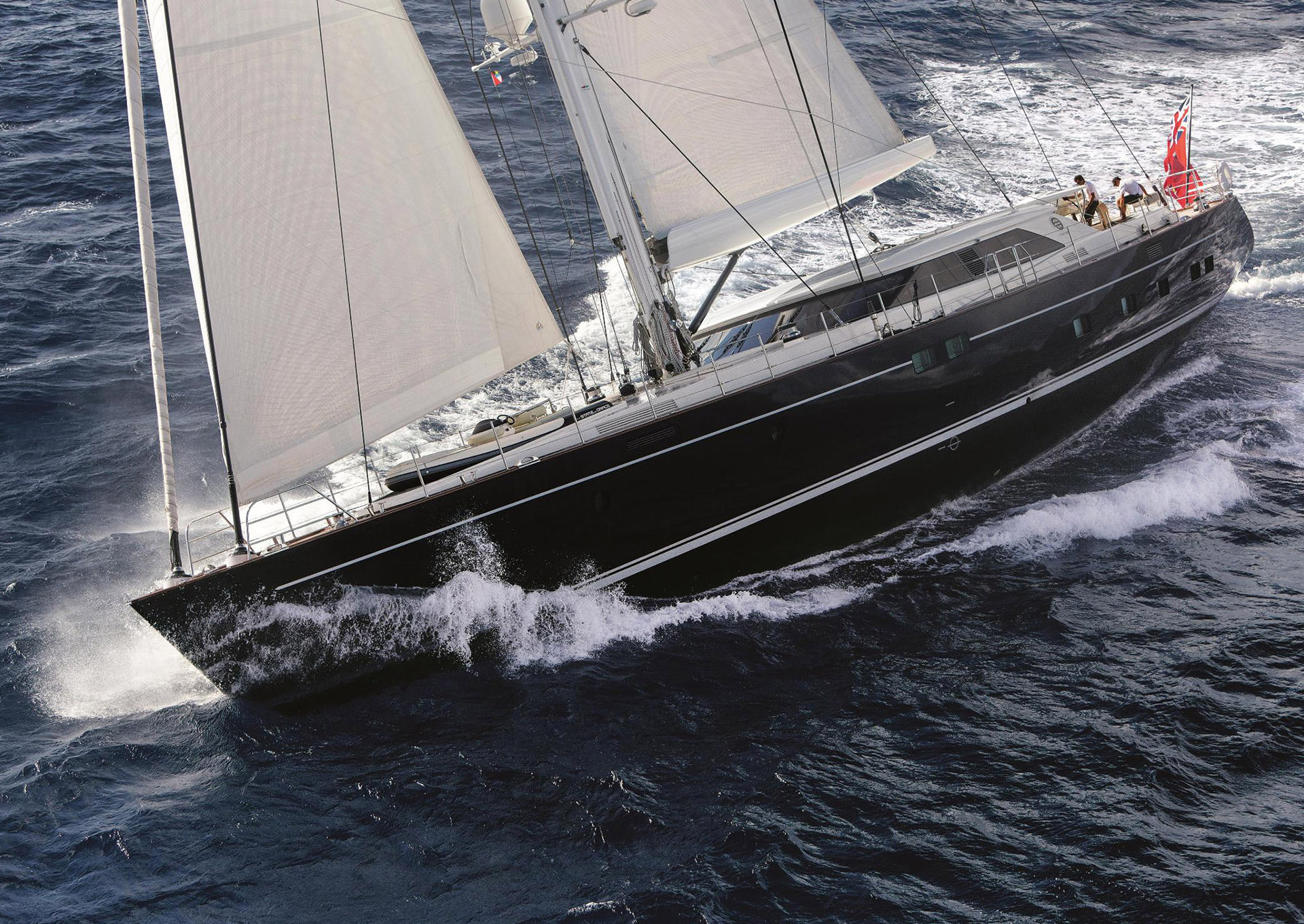S/Y STATE OF GRACE
