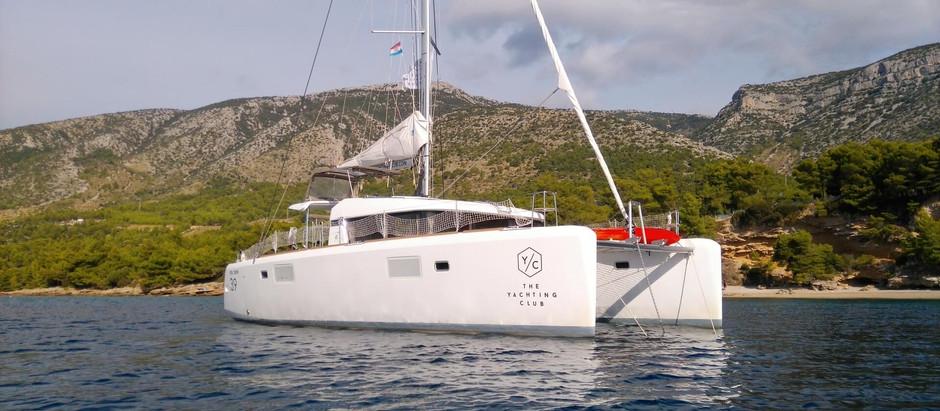 Lagoon 39 for salg i Kroatia