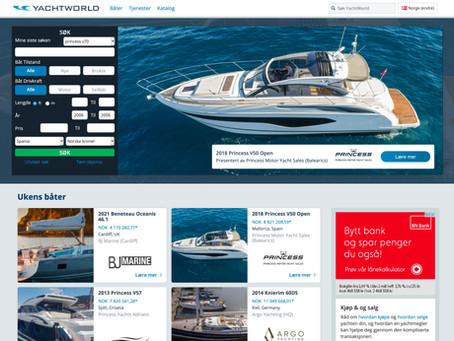 Kjøp av båt i utlandet