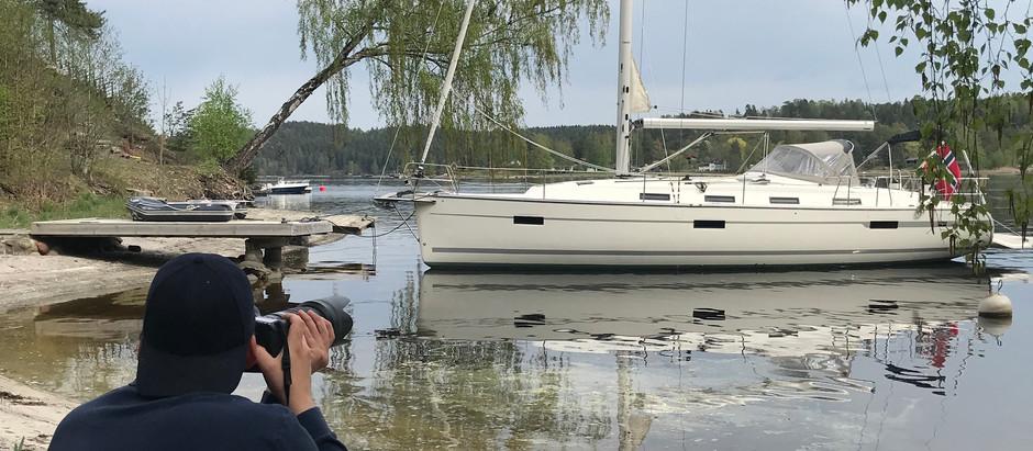 Slik tar du gode bilder av båten