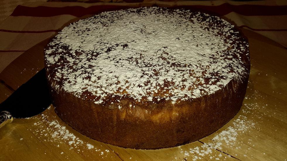 Lemon Sponge Cake-Adult