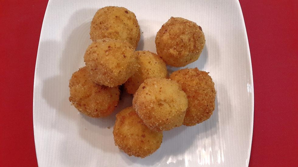 Mini arancini balls - 25 to a serve