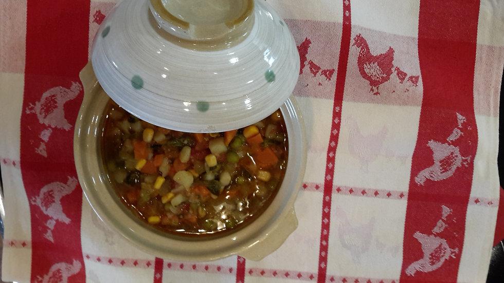 Vegetable minestrone - Child