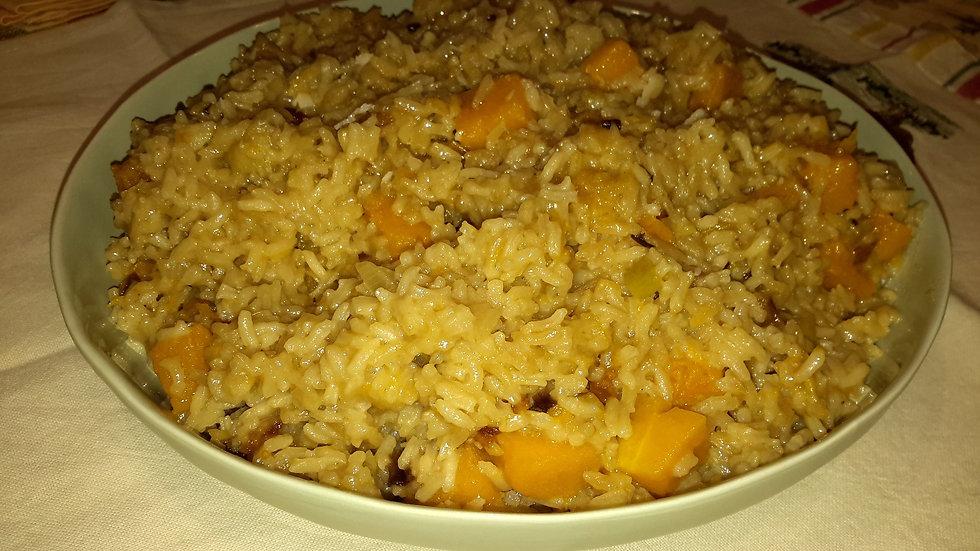 Pumpkin risotto - Individual portion