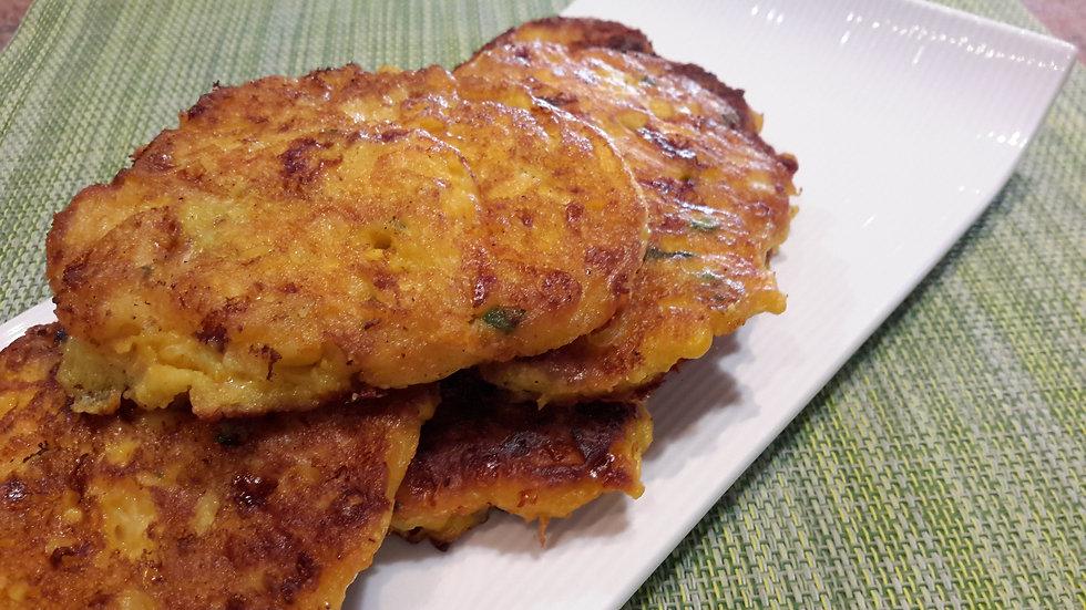 Savoury Pancakes-Adult