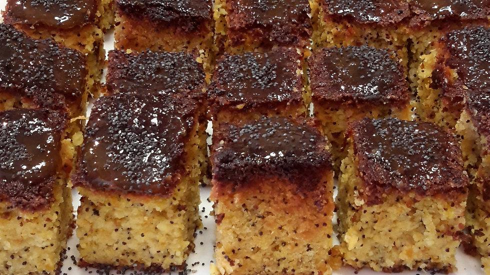 Orange & Poppy Seed Cake-Adult