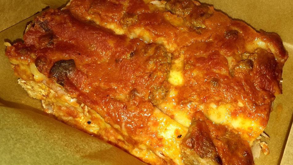 Housemade Lasagna - Individual portion
